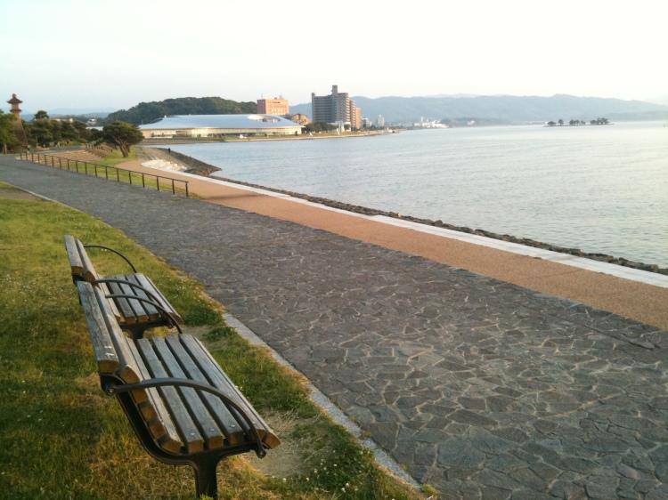 Matsue, Lake Shinji Shore, Shimane Art Museum
