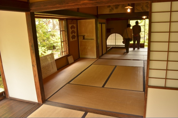 Lafcadio Hearn's Former Residence Inside