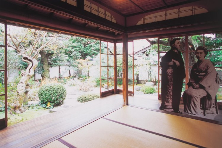 Lafcadio Hearn's Former Residence - Matsue, Japan