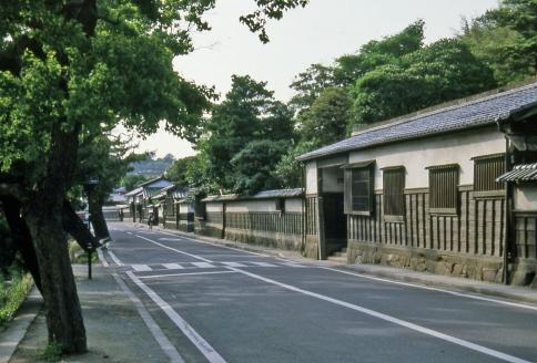 Shiomi Nawate Street, Samurai House, Lafcadio Hearn - Matsue, Japan